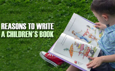 Reasons to Write a Children's Book